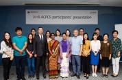 [문화재청]아시아 문화유산 전문가들에게 문화재 보존기술 전수